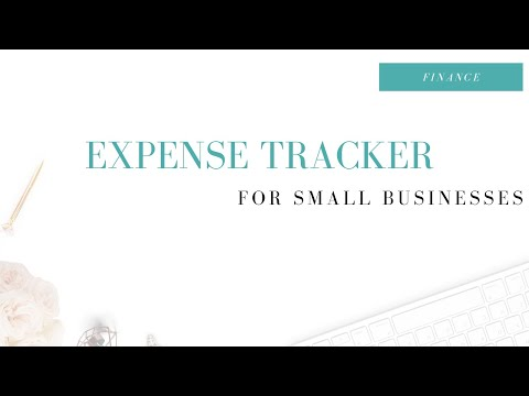 , title : 'Expense Tracker for Small Businesses Using Google Sheets
