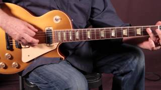 ZZ Top - Waitin' For the Bus - Guitar Lesson w Session Master Tim Pierce