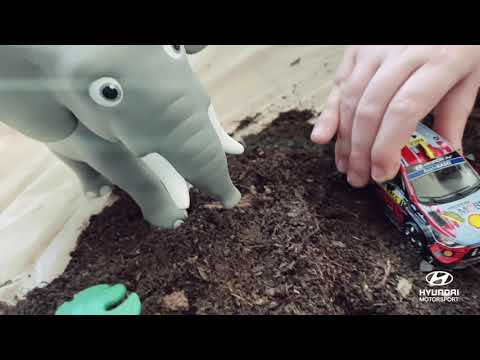 2020 - WRC - HYUNDAI - KIDS SALOON