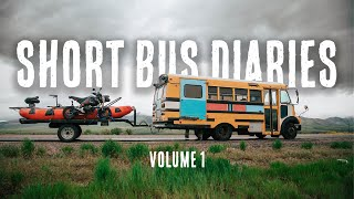 BUILDING OUT THE ULTIMATE ADVENTURE BUS   Epic Western Fly Fishing Adventure
