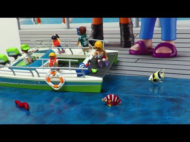 Playmobil-glasbodenboot-mit-unterwassermotor-9233