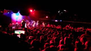 Streetlight Manifesto - With Any Sort of Certainty LIVE at Starland Ballroom 11/16/13