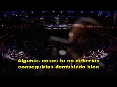 U2 - Original Of The Species - Milan (Sub. español)