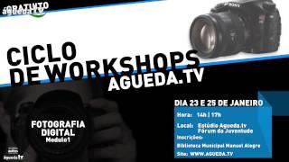Ciclo de Workshops Agueda.tv