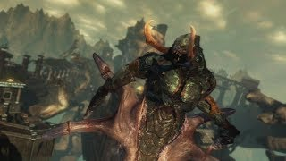 God of War Ascension - Aegaeon Boss Fight