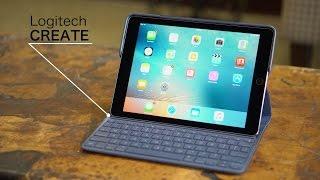 Review: Logitech Create Backlit Keyboard Case 9.7