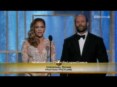 Download Jennifer Lopez Gives Award to Adele for 'Skyfall' - Golden Globes 2013 HD Mp4 3GP Video and MP3