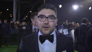 FIWC Champion at The Best FIFA Football Awards