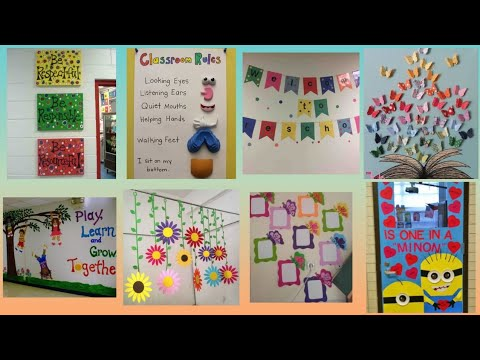 mp4 Class Decoration Designs, download Class Decoration Designs video klip Class Decoration Designs