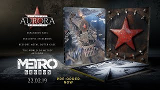 Metro Exodus - Pre-Order Available Now [NOR]