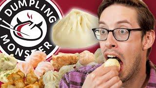 Keith Eats Every Kind Of Dumpling