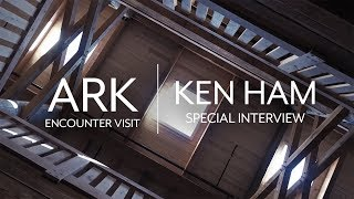 DID ALL THE ANIMALS FIT ON THE ARK???(Special ARK ENCOUNTER Interview) | Moments In Grace