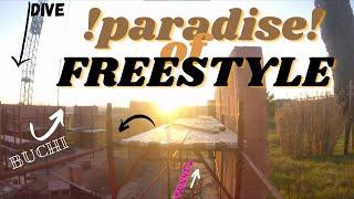 MiCrO PARADISE OF FPV FREESTYLE #allentamentofpv #paradisofreestyle #èrimastompalaho