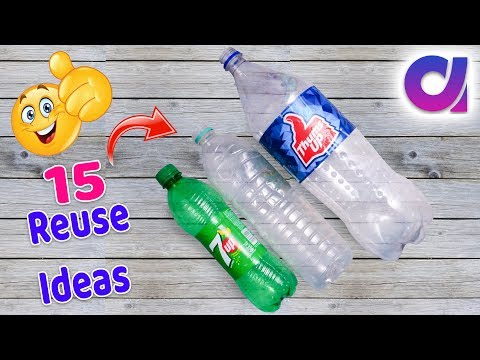 Pen Holder How To Make Attractive Pen Holders With Plastic Bottles