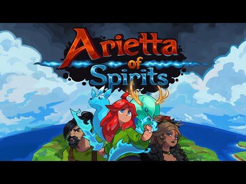 Announcement Trailer de Arietta of Spirits