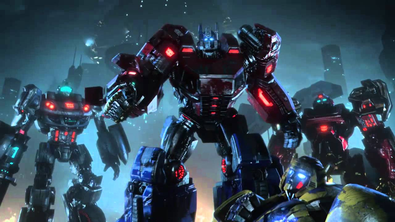 The Making Of A Transformers Game Trailer So Powerful It Moves Its Devs To Tears