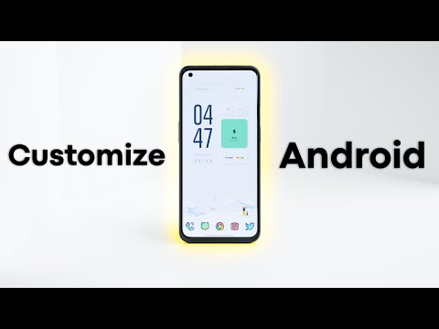 How To Customize Android