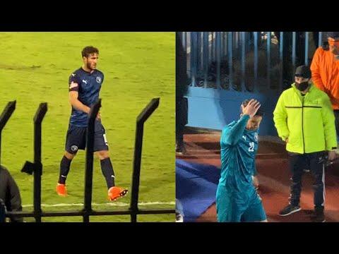 جماهير الأهلي تهاجم رمضان صبحي وشريف إكرامي عقب التعادل مع بيراميدز