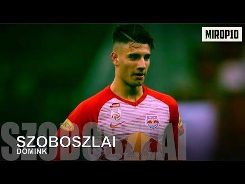 DOMINIK SZOBOSZLAI ✭ F.C. SALZBURG ✭ THE NEW HUNGARIAN SUPERSTAR ✭ Skills & Goals ✭ 2020 ✭ part 2 ✭