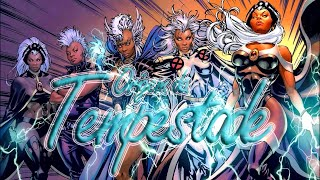 X-Men Capítulo 94 (parte A) - Origem da Tempestade