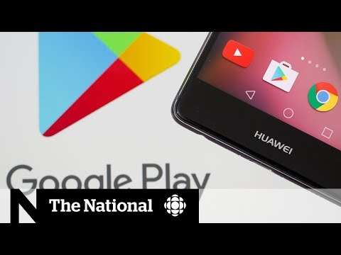 Updates Google suspends some business with Huawei, restricts access to Android updates – CBC News