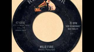 PIANO RED - WILD FIRE [RCA Victor 47-6856] 1957