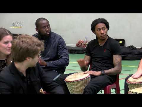 Prison de Réau : des jeunes et des détenus montent un concert