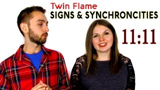 TWIN FLAME SIGNS And SYNCHRONICITIES | Jeff And Shaleia