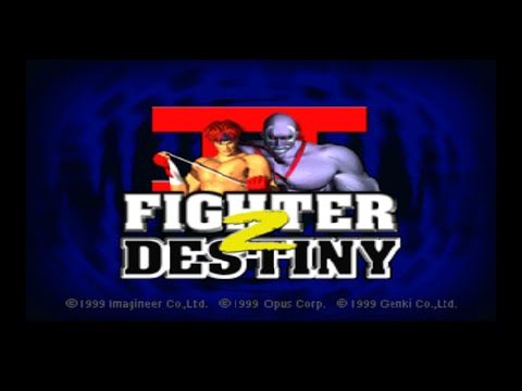 fighters destiny rom