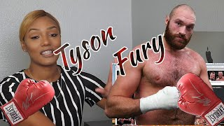 Clueless New boxing Fan Reacts to Tyson Fury, Boxing Knockout Highlights