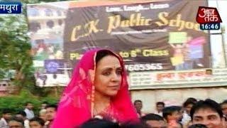 BJP leader Hema Malini to contest from Mathura
