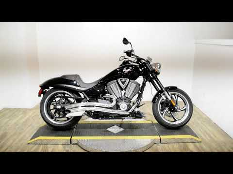 2010 Victory Hammer® in Wauconda, Illinois - Video 1