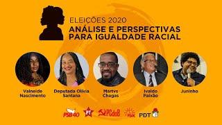 #AOVIVO | Eleições 2020 – Análise e perspectivas para igualdade racial