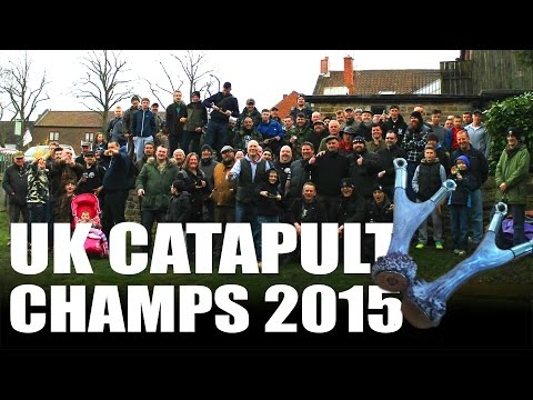 UK Catapult Championships 2015