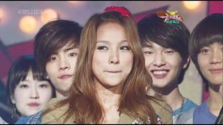 [HD 1080p] 010808 Lee Hyori - U Go Girl + Winning Speech