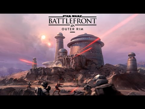 Star Wars Battlefront – Outer Rim Gameplay Trailer thumbnail