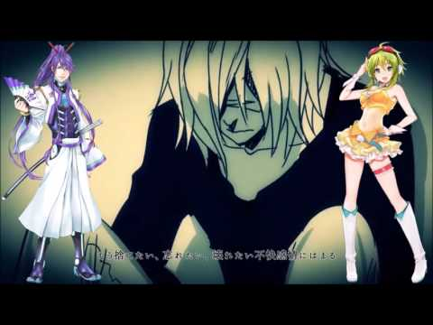 【Gumi Power & Gakupo Power】 Re:birthed (Cover) 【Vocaloid 3 & 4】