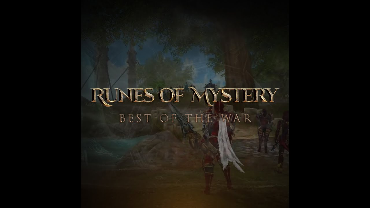Runes of Mystery: Best of the war
