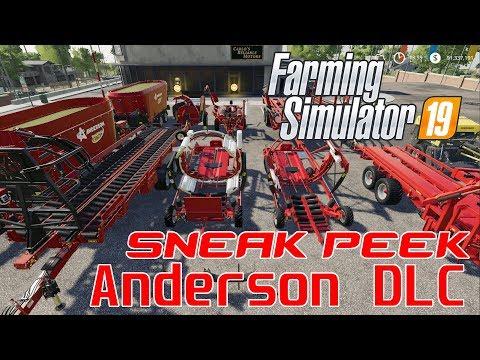 Anderson Group DLC Trailer - Modhub us