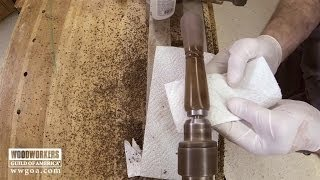 Make A Bottle Opener Handle On The Lathe  Part 2 Turn And Finish