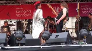 The Brand New Heavies - You Are The Universe (Live in Hannover, Germany 2013) HD