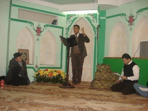 Вечер нашидов в мечети Волжского (Арабская диаспора) часть 2