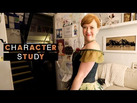 Character Study: Spend Time with Patti Murin as She Becomes Ambitious Anna in Disney's FROZEN