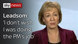 Leadsom: