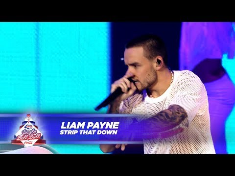 Liam Payne - 'Strip That Down' - (Live At Capital's Jingle Bell Ball 2017)