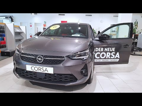 New Opel Corsa GS Line 2020