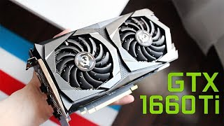 НОВЫЙ КОРОЛЬ GEFORCE GTX 1660Ti (+ тесты)