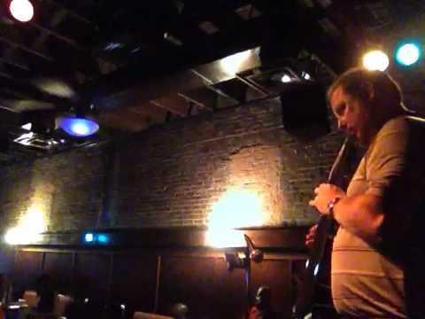 Uncorked Friday at Secrets Wine Bar. Gabriel Arnold on EWI