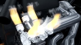 ► Mercedes-AMG F1 Hybrid Engine