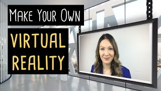 Make your own Virtual Reality Presentations